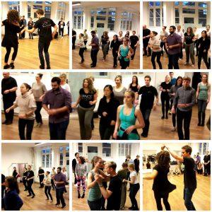 Intensivkurs i Cubansk salsa 13. april! @ C-baila | Oslo | Norway