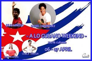 A lo Cubano Weekend @ C-baila danseskole | Oslo | Norway