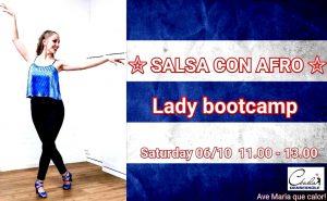 Salsa con afro lady bootcamp @ C-baila Danseskole | Oslo | Norway